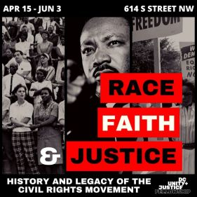 Race Faith and Justice Insta
